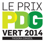 Prix PDG vert